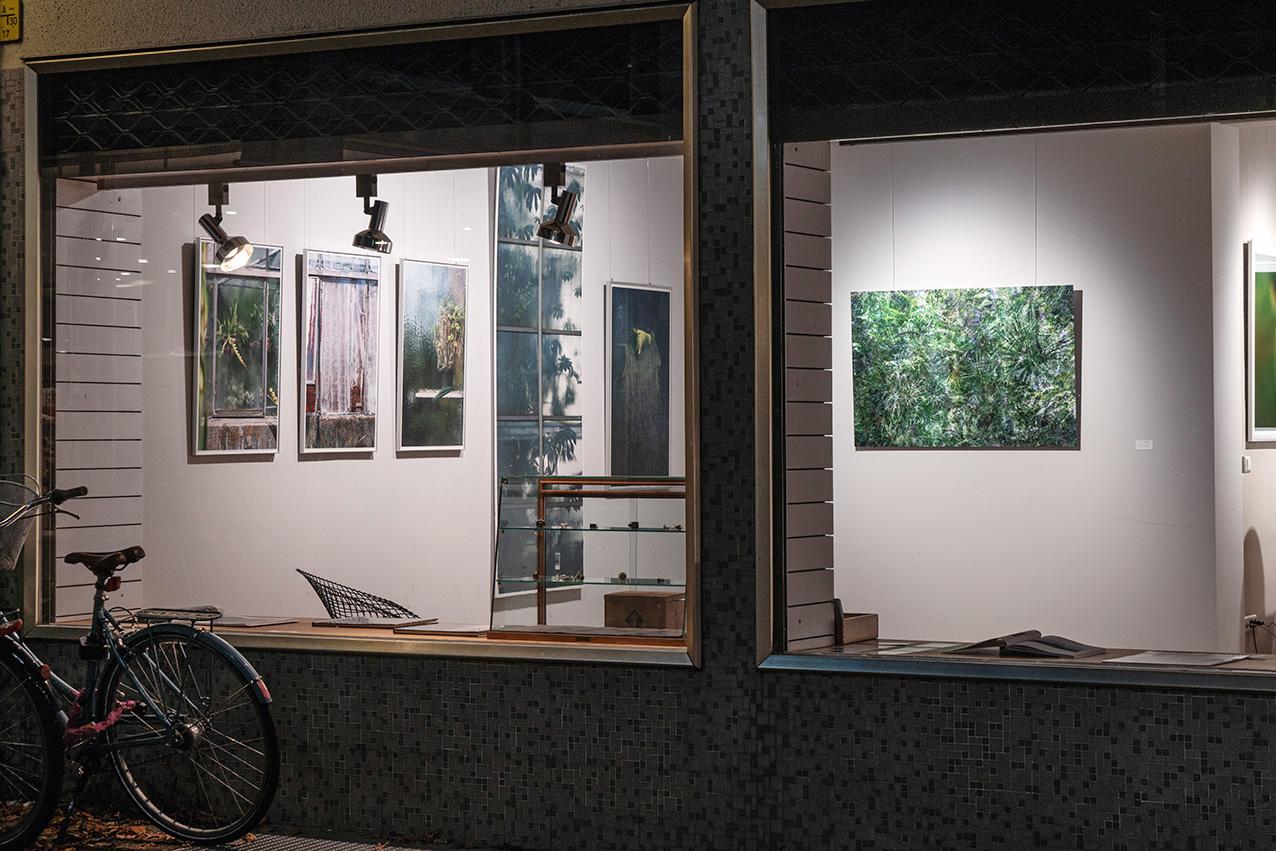 Installation Galerie Fingur, Tübingen